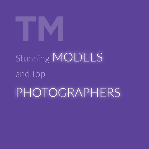 Stunning models and top photographers.